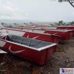 Bantuan Kapal Yang Diserahkan Kepada Nelayan Busel
