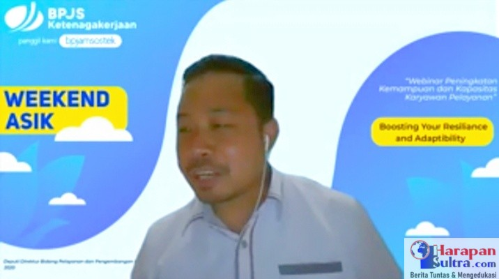 Muhyidin, Kepala Kantor Cabang BPJS Ketenagakerjaan Surabaya Karimunjawa