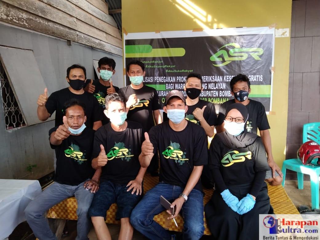 Foto Bersama Relawan ASR Kabupaten Bombana