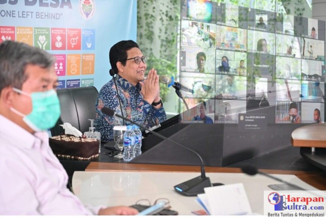 Menteri Desa, Pembangunan Daerah Tertinggal dan Transmigrasi (Mendes PDTT), Abdul Halim Iskandar
