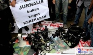 Ilustrasi Kasus Kekerasan Terhadap Wartawan (okezone)