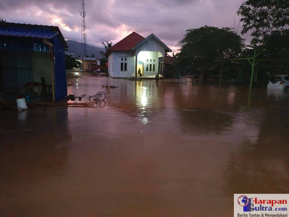 Banjir Rendam Puluhan Rumah Warga