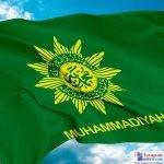 Ilustrasi Bendera Muhammadiyah (Gambar : Istimewa)