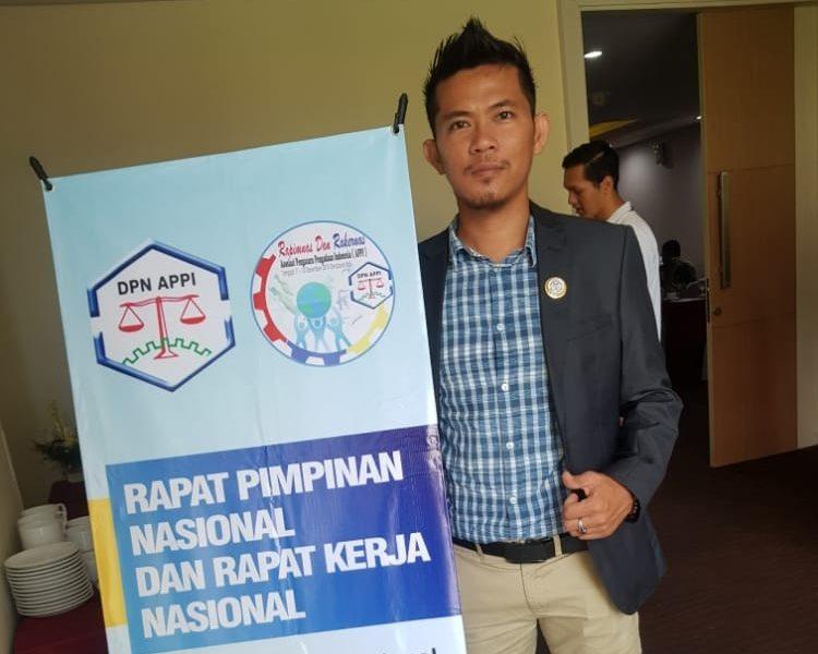 Rahman Hasbi, SH, Pengacara Pengadaan dan Ahli Hukum Kontrak Pengadaan