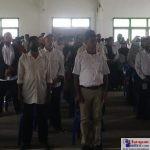 Launching Pendataan SDGs Kecamatan Sampolawa (Foto : Abady)