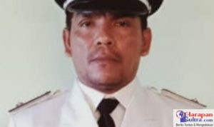 Kepala Desa Lapandewa Makmur, Ganiru