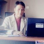 Ketgam : Mikail Salida (managing Partner MIKAIL& Associates) kuasa hukum penggugat