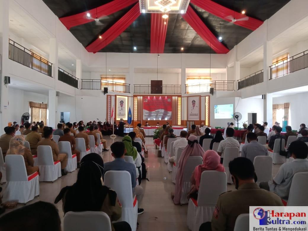 Suasana Seminar Uji Sahih RUU Perubahan UU Nomor 11 Tahun 2009 tentang Kesejahteraan Sosial
