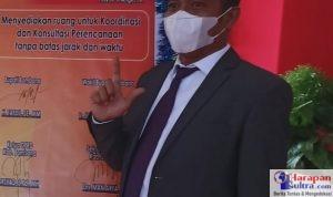 Kepala Bappeda Bombana, Doddy A.Muchlisi