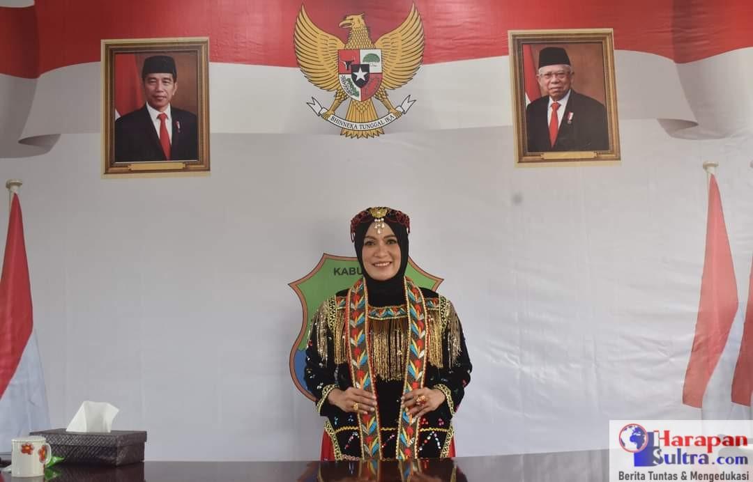 Anggota DPR-RI asal Sulawesi Tenggara, Andi Nirwana Sebbu (ANS)
